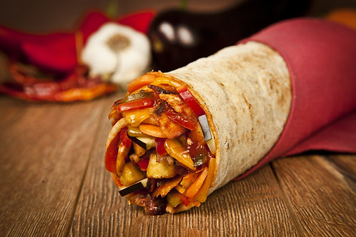 RODEO ROUNDUP BEEF BBQ WRAP