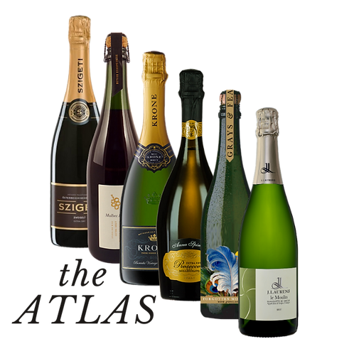 The Atlas : Mixed Sparkling Case
