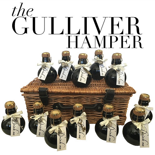 Gulliver Hamper (Gold)