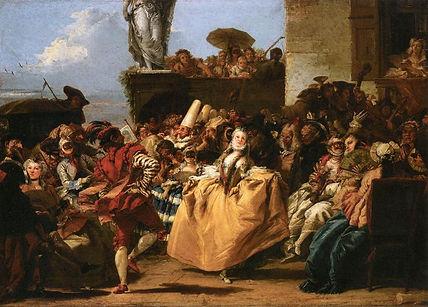 Giovanni-Domenico-Tiepolo-The-Minuet-or-