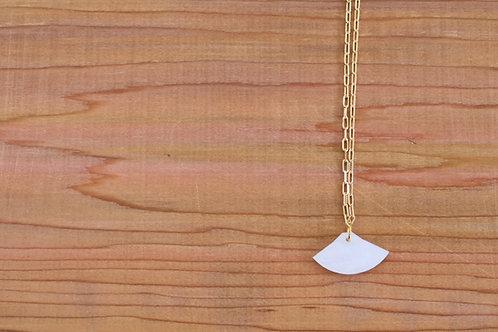 Taranaki Necklaces Long Chain Small Taranaki