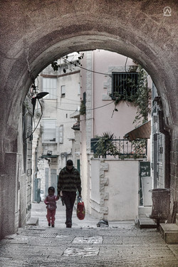 Le retour à Nazareth