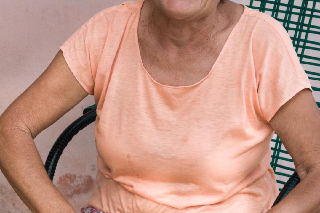 """Mostra Fotográfica Internacional """"Mulheres Rurais em Ação"""", Título da obra: Grãos da Alegria Autor: Kenia de Aguiar Ribeiro Local:  Sertãozinho - Paraíba  Data: Julho de 2008"""