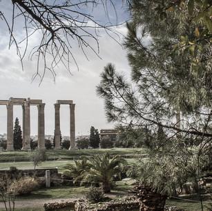 Kuil Olympian Zeus