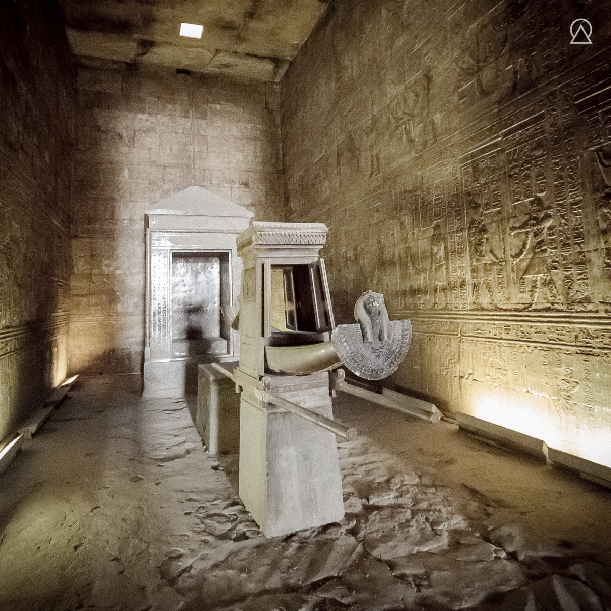 Temple d'Edfou, Égypte