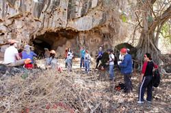 La Grotte de l'Once, Brésil