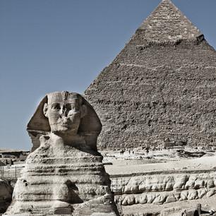 Sphinx dari Giza