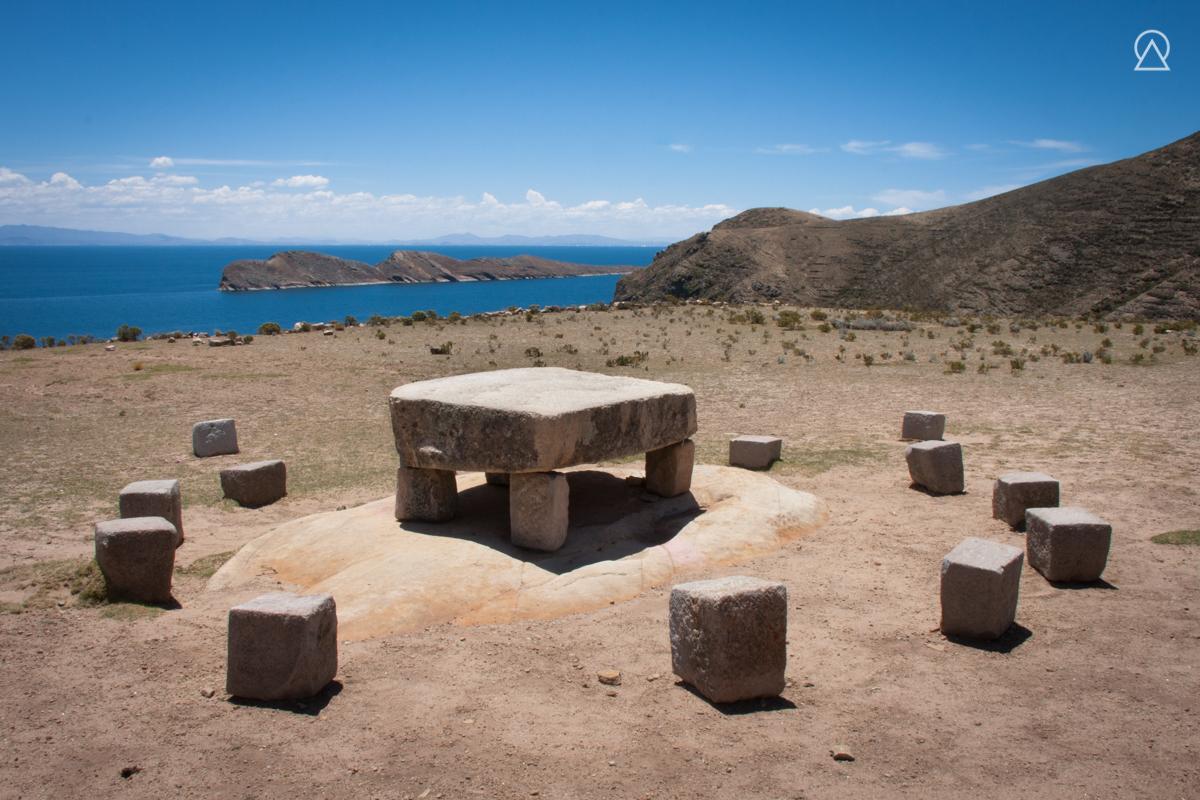 L'Île du Soleil, Bolivie
