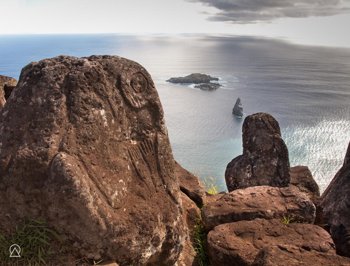 L'Île de Pâques, Polynésie
