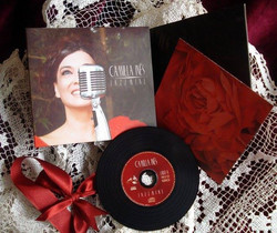 Camilla Ines - CD Jazzime