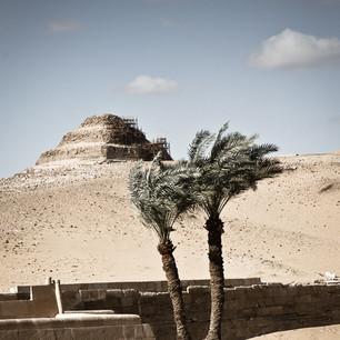 Piramida Djéser
