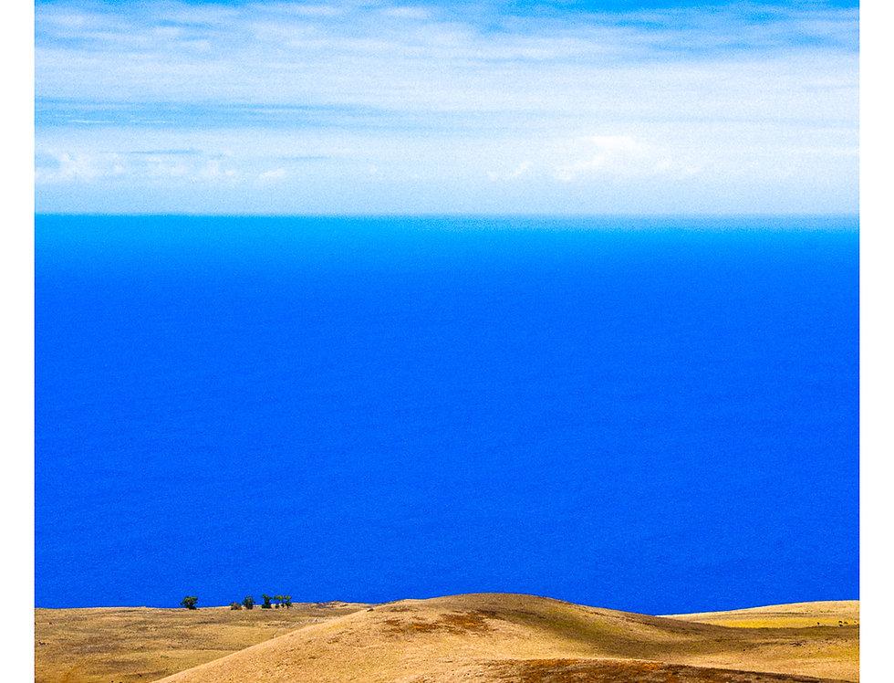 Terre, l'eau et ciel