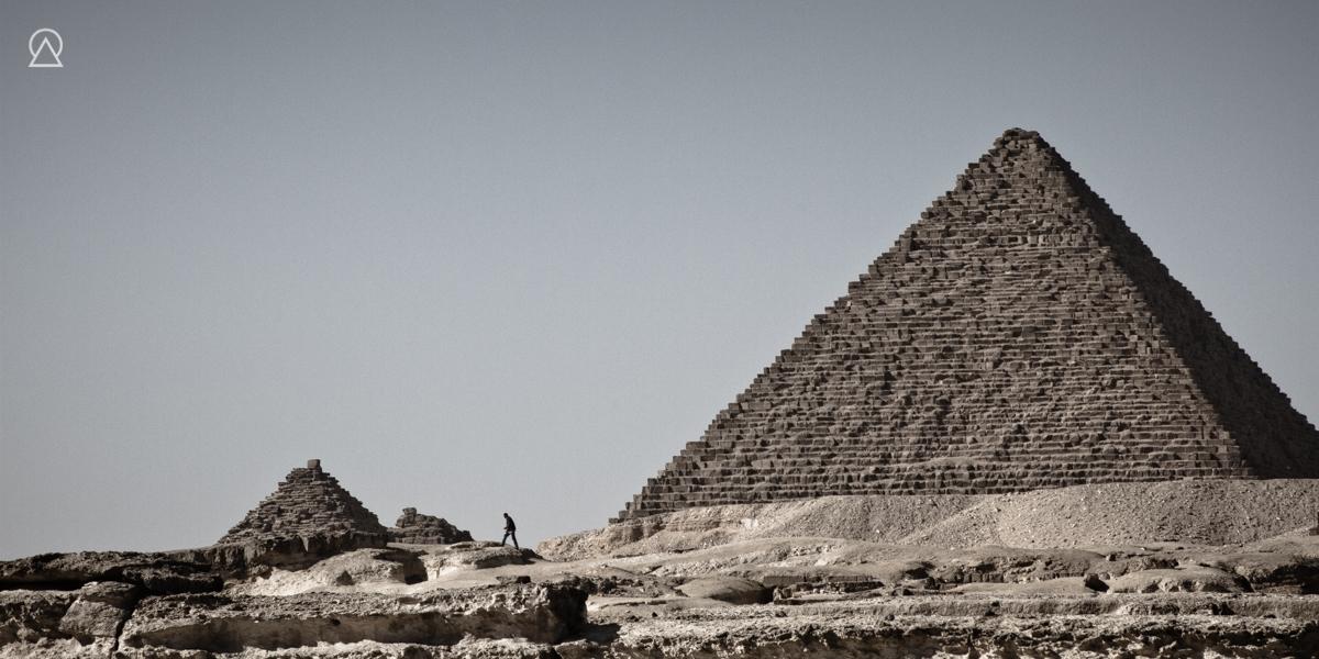 Pyramide de Mykérinos, Égypte