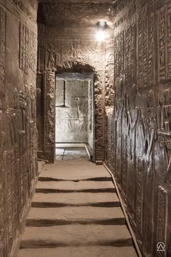Temple d'Hathor, Dendérah, Égypte