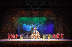 Cirque national de Chine