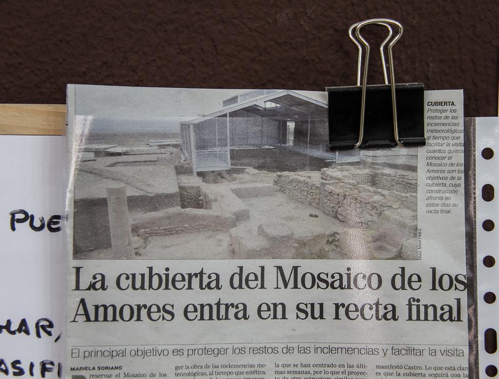 Ensemble Arkeologi Cástulo, Spanyol