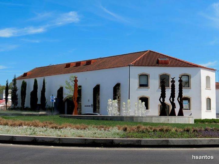 Casa dos Cubos, em Tomar, Portugal