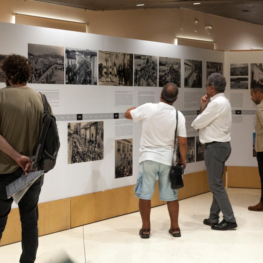 Exposição fotográfica 'A Festa, o saber e o gesto'