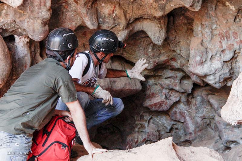 Grotte de l'Once, Brésil