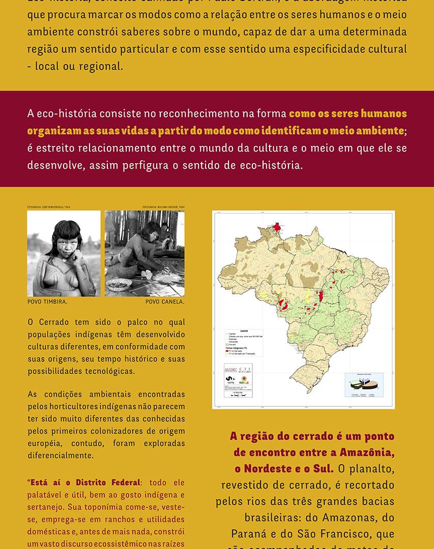 Eco-História do Cerrado