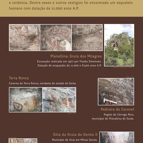 Sítios arqueológicos em Goiás