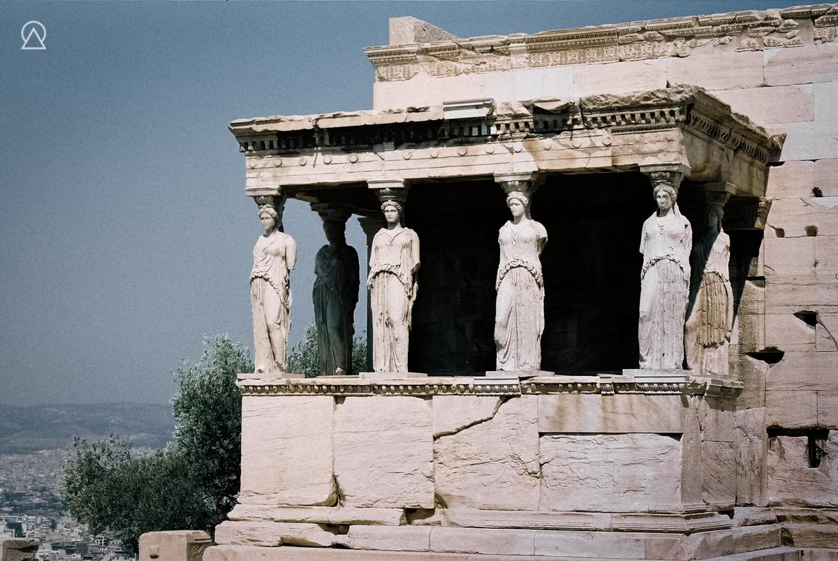 Érechthéion, Grèce