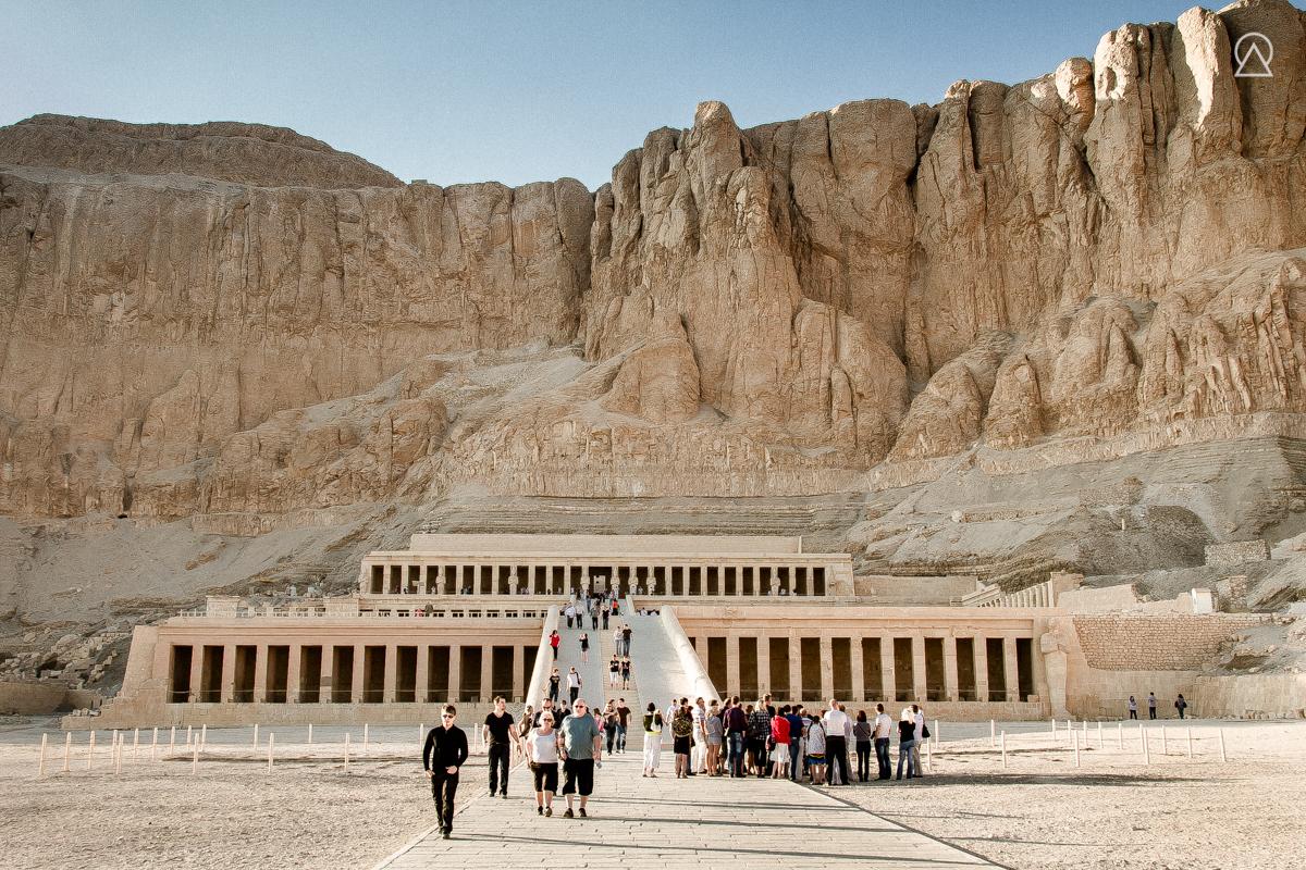 Deir el-Bahar, Égypte