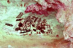 Pintura rupestre (com DStrech)