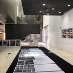 Pameran fotografi 'The Party, knowledge and gesture'