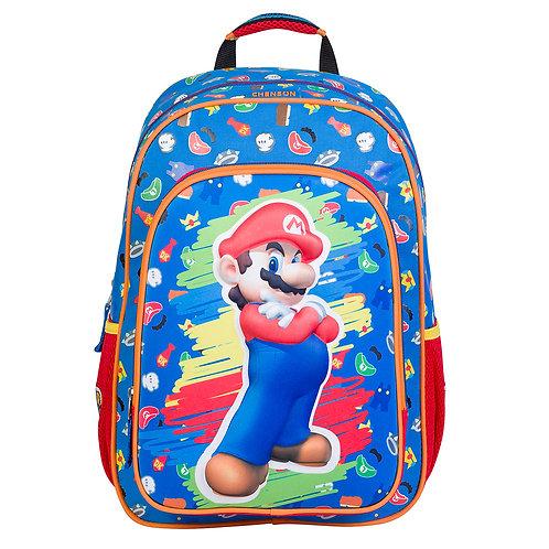 Mochila Premium Super Mario Bros