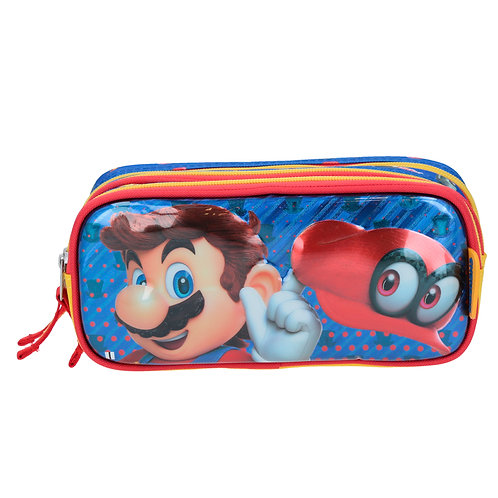 Cartuchera Premium Mario Odyssey