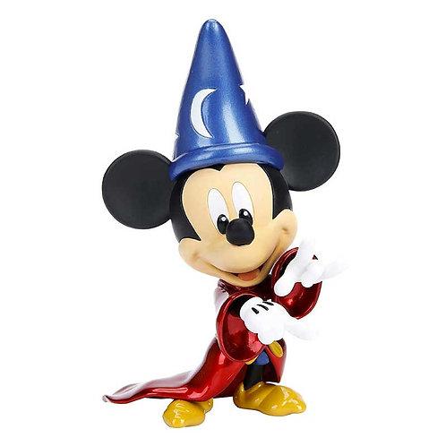Metal Sorcerer's Aprentice Mickey figure