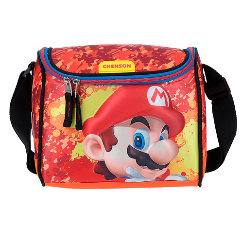 Lonchera Premium Fire Mario
