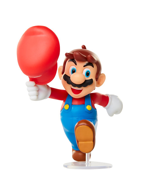 "2.5"" Limited articulation Wave 23 - Mario"