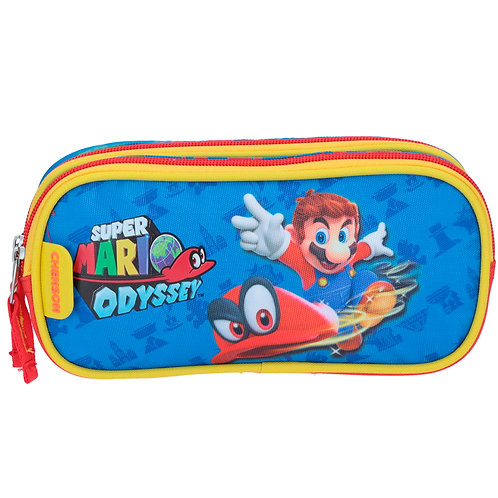 Cartuchera Mario Odyssey