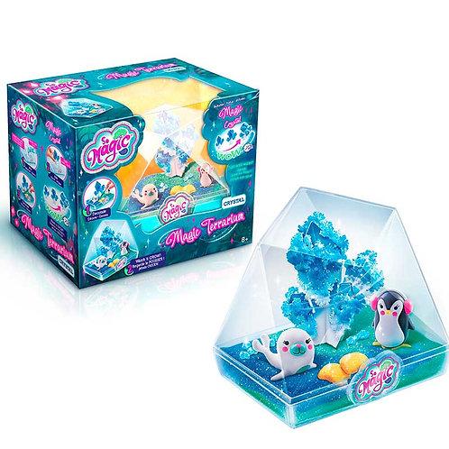 Medium  Glitterarium Kit - Crystal