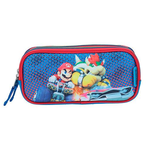 Cartchera Premium Mario vs. Bowser