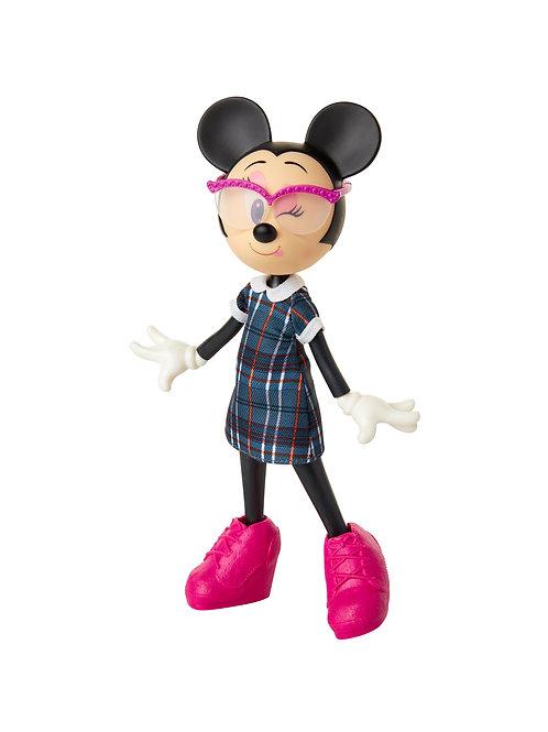 Minnie Mouse - Preppy Plaid