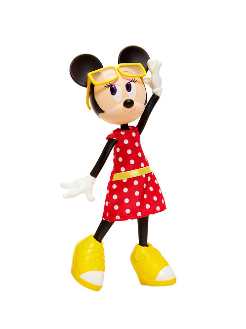 Minnie Mouse - Ravishing Red