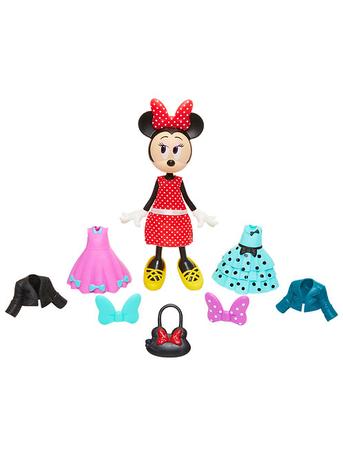 Minnie Mouse - All the dots