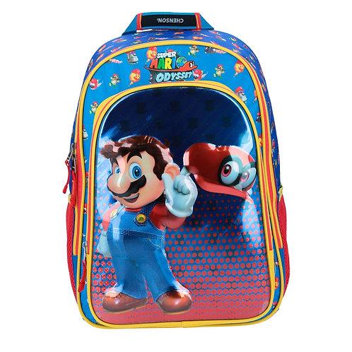 Mochila Premium Mario Odyssey