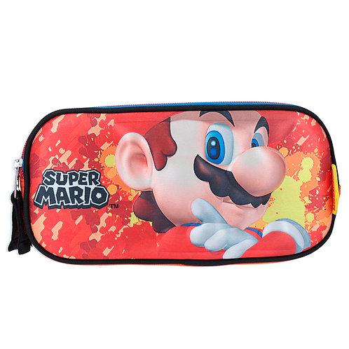 Cartuchera Premium Fire Mario