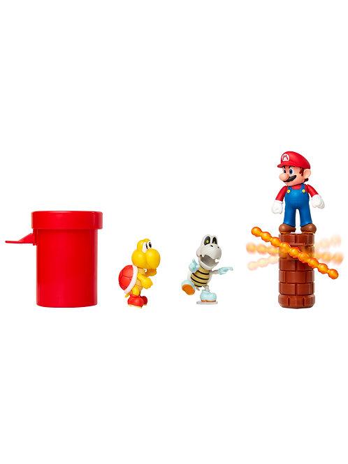 "Nintendo 2.5"" Dungeon diorama"
