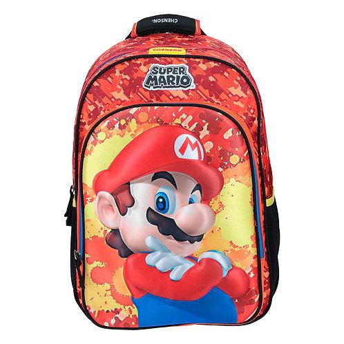 Mochila Premium Fire Mario