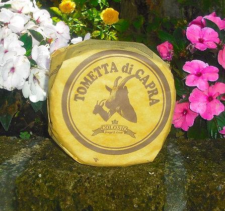 Tometta di Capra (Colosio Formaggi e Latticini)