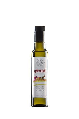 Olio Extravergine d'Oliva Grimaldi - 0.25 l (Azienda Agricola Scraleca)