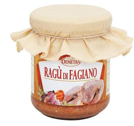 Ragù di Fagiano (Demetra)