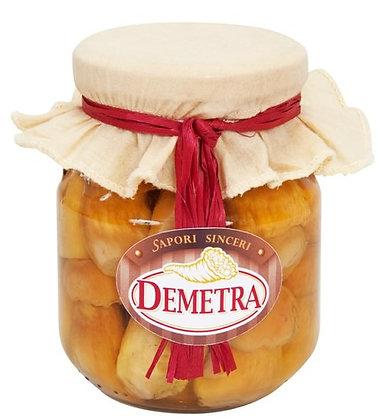 Funghi Porcini interi sott'olio (Demetra)