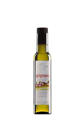 Olio Extravergine d'Oliva Grignano - 0.25 l (Azienda Agricola Scraleca)