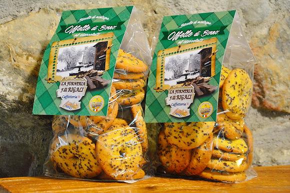 Offelle di Borno al Cioccolato (Forneria F.lli Rigali)